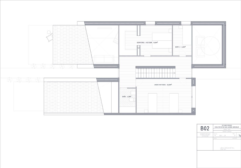 Arquitecto y estudio de arquitectura especializado en proyectos de arquitectura e interiorismo, reformas y obra nueva, transformacion de espacios en viviendas o negocios desde zaragoza. Transformación completa, antes y después, reforma rehabilitación de una vivienda en Barós, Huesca