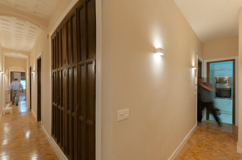 proyecto de acondicionamiento y arquitectura de interiores y restyling de una vivienda en Paseo de la Constitución de Zaragoza realizado por el estudio de arquitectura diseño e interiorismo A54insitu ubicado en Las Armas Zaragoza
