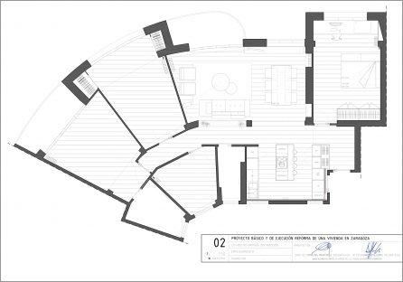 reforma de interiores de un local para herboristería en el centro de Zaragoza por A54insitu
