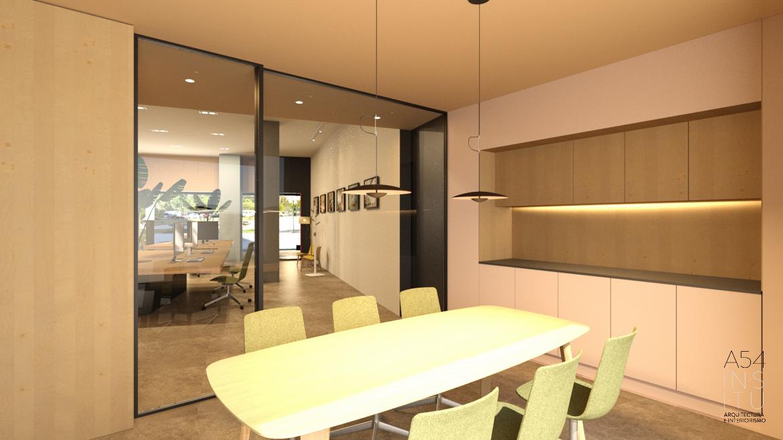 reforma integral llaves en mano estudio de arquitectura A54insitu en zona Aljafería realizada por el estudio de arquitectura y diseño interiores estudio de arquitectos A54insitu
