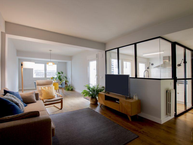 Reforma integral de una vivienda en Zaragoza