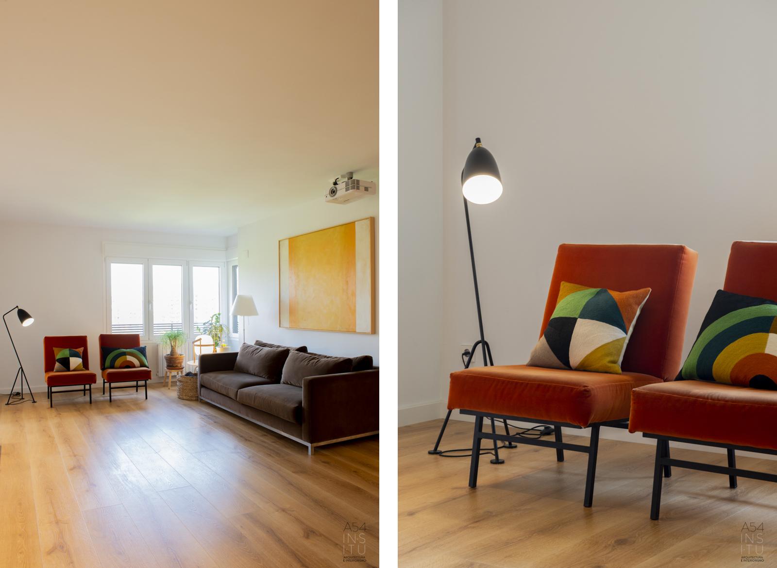 reforma integral en Zaragoza llaves en mano A54insitu arquitectura y diseño zaragoza